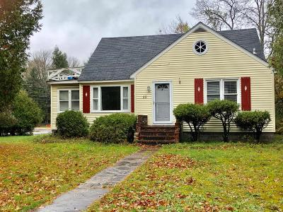 Elizabethtown, Jay, Keene, Keene Valley, Lake Placid, Saranac Lake, Westport, Wilmington, Loon Lake, Rainbow Lake, Tupper Lake Single Family Home For Sale: 55 Petrova Ave