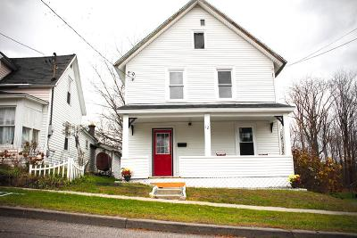 Malone Single Family Home For Sale: 12 Elbow Street