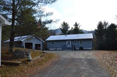 Elizabethtown, Jay, Keene, Keene Valley, Lake Placid, Saranac Lake, Westport, Wilmington, Loon Lake, Rainbow Lake, Tupper Lake Single Family Home For Sale: 50 Murcray Road