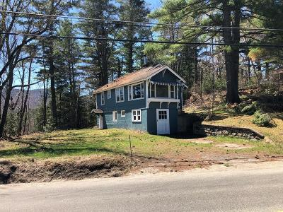 Ray Brook NY Single Family Home For Sale: $99,000