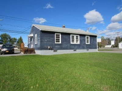 Single Family Home For Sale: 7158 Route 9