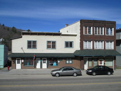 Saranac Lake Multi Family Home For Sale: 126-130 Broadway