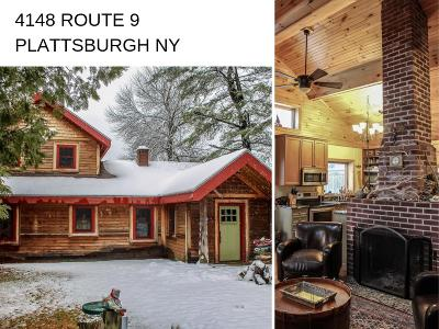 Single Family Home For Sale: 4148 Route 9