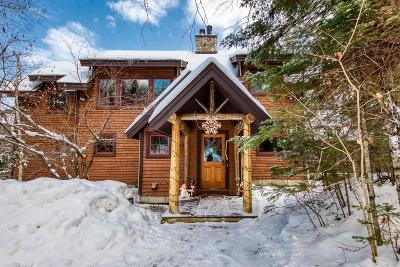 Lake Placid NY Single Family Home For Sale: $920,000