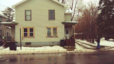 Essex County, Franklin County Multi Family Home For Sale: 45 Willow Street