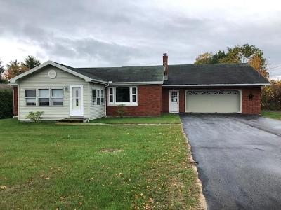 Single Family Home For Sale: 639 Tom Miller Rd