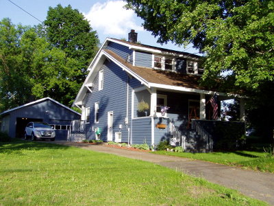 Malone Single Family Home For Sale: 5 Williamson St.