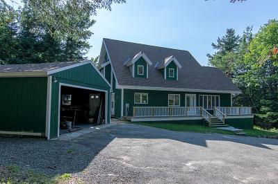 Lake Placid NY Single Family Home For Sale: $631,000