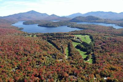 Lake Placid Single Family Home For Sale: Lot 20 Overlook