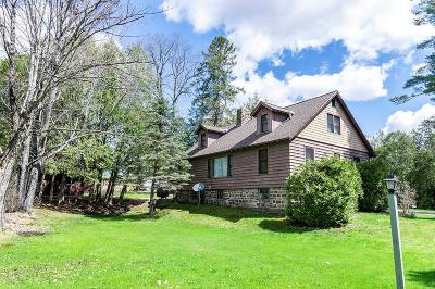 Saranac Lake Single Family Home For Sale: 491 County Route 47