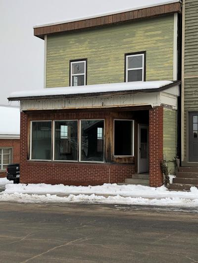 Tupper Lake NY Commercial For Sale: $165,000