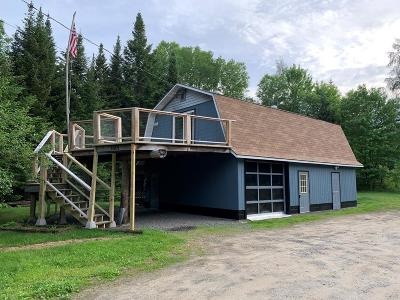 Saranac Lake Single Family Home For Sale: 1601 Nys Route 3