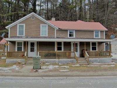 Essex County, Franklin County Multi Family Home For Sale: 14155 Nys Rt. 9n