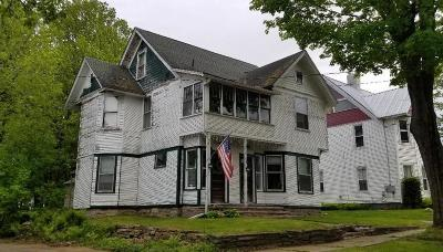 Essex County, Franklin County Multi Family Home For Sale: 5 Franklin Street