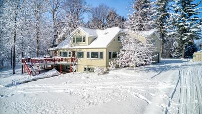Saranac Lake NY Single Family Home For Sale: $469,900