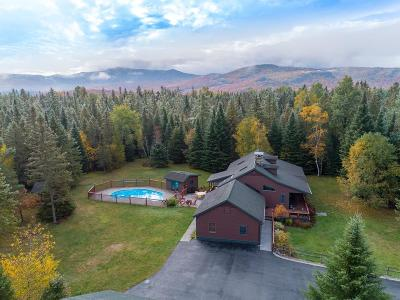 Lake Placid NY Single Family Home For Sale: $799,000
