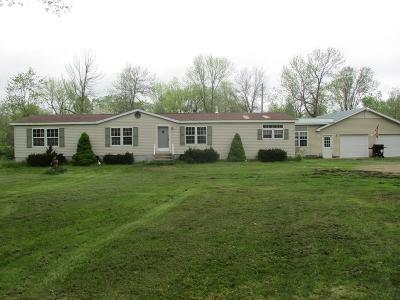 Franklin County Single Family Home For Sale: 351 Wagner Rd