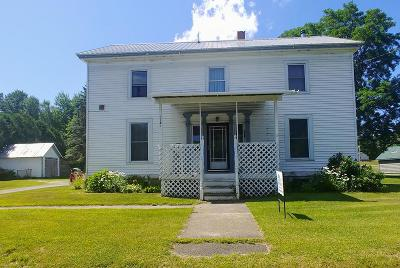 Malone Single Family Home For Sale: 1141 County Route 25