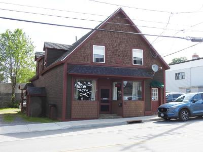 Tupper Lake NY Multi Family Home For Sale: $185,000