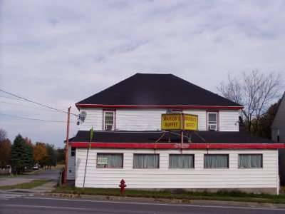 Malone NY Commercial For Sale: $135,000