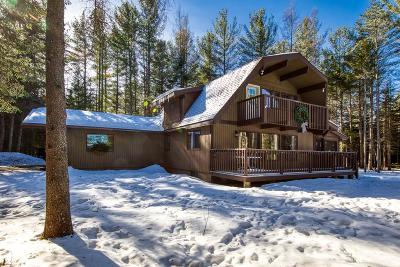 Lake Placid NY Single Family Home For Sale: $362,500