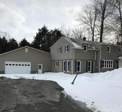 Single Family Home For Sale: 277 Monty Road