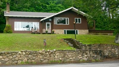 Lake Placid, Saranac Lake, Tupper Lake Single Family Home For Sale: 455 Forest Hill Ave