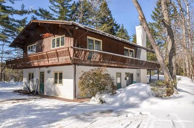 Single Family Home For Sale: 378 Old Military Road