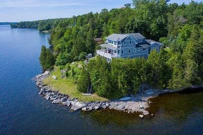 Single Family Home For Sale: 11 Point Cliff Drive