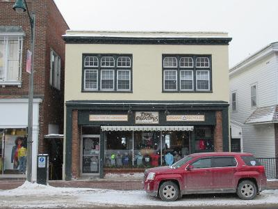 Lake Placid Commercial For Sale: 2461 Main Street