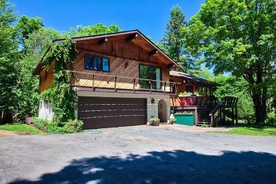 Lake Placid NY Single Family Home For Sale: $559,500