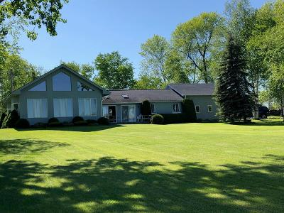 Single Family Home For Sale: 3501 State Route 9