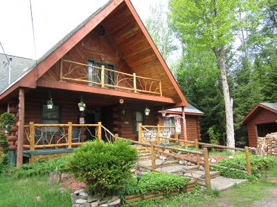 Lake Placid, Saranac Lake, Tupper Lake Single Family Home For Sale: 79 Haymeadow