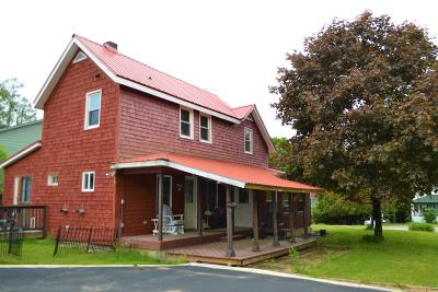 Saranac Lake Single Family Home For Sale: 6 State St