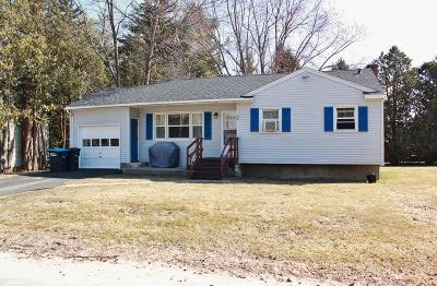 Single Family Home For Sale: 62 Lakeshore Drive