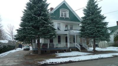Multi Family Home For Sale: 21 Washington Street