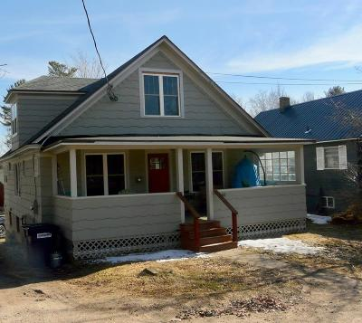Saranac Lake Single Family Home For Sale: 140 Neil