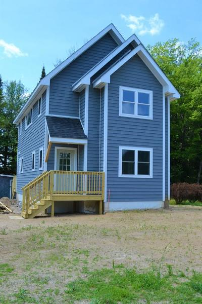 Saranac Lake Single Family Home For Sale: 15 Canaras
