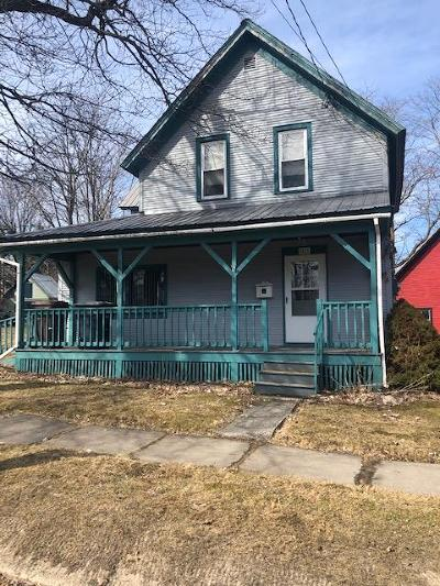 Malone Single Family Home For Sale: 61 Rockland St