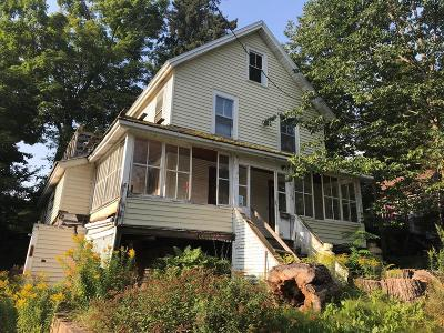 Saranac Lake Multi Family Home For Sale: 12 James Street