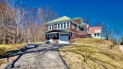 Saranac Lake Single Family Home For Sale: 7 Fairview Avenue