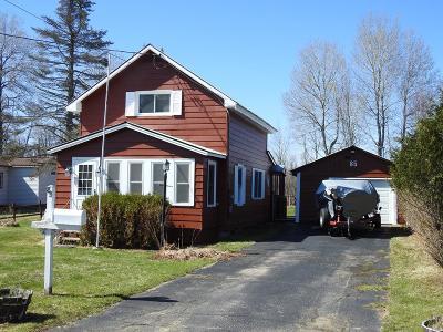 Single Family Home For Sale: 85 Leboeuf Street