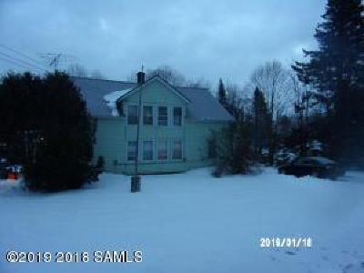 Essex County, Franklin County Multi Family Home For Sale: 360 Witherbee Rd