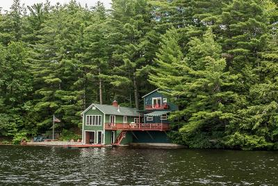 Single Family Home For Sale: 16 Pine Point Dr.