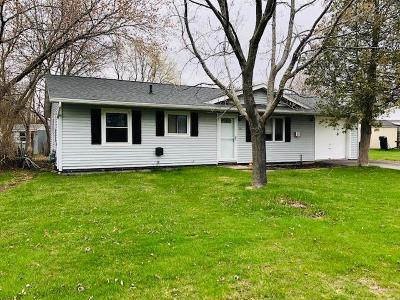 Single Family Home For Sale: 20 Genesee Lane
