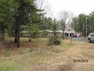Malone Single Family Home For Sale: 15148 State Route 30