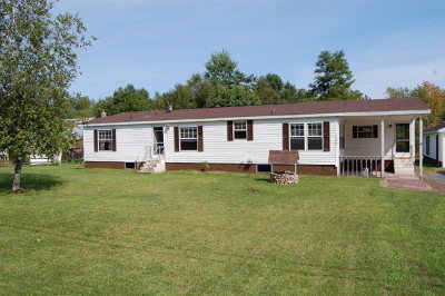 Single Family Home For Sale: 926 Military Turnpike