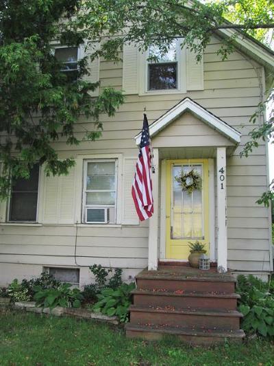 Single Family Home For Sale: 401 Rugar Street