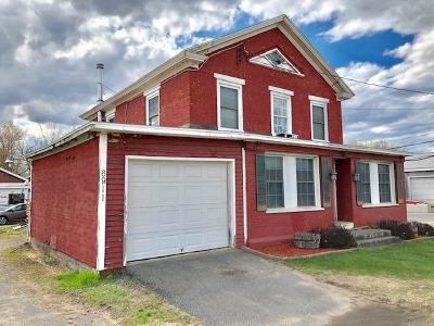 Single Family Home For Sale: 6911 Route 22
