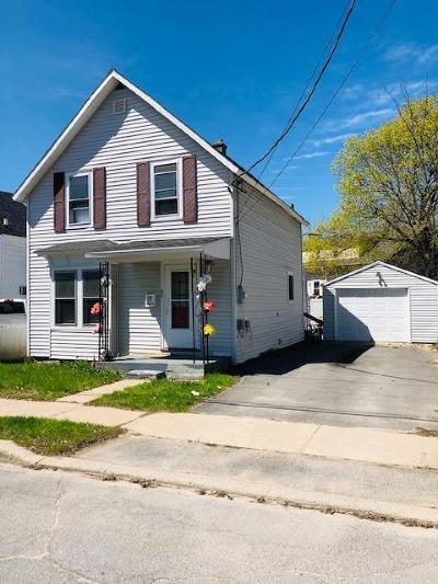Single Family Home For Sale: 71 Elizabeth Street